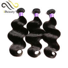Hot Sale 9A grade cheap virgin hair bundles unprocessed Brazilian body wave
