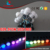 Milky white 12V SMD RGB5050 led pixel light 26mm amusement full color led point lighting source