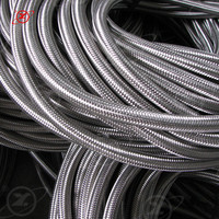 HY-002 Manufacturer ss ptfe oil and ptfe brake hydraulic hose