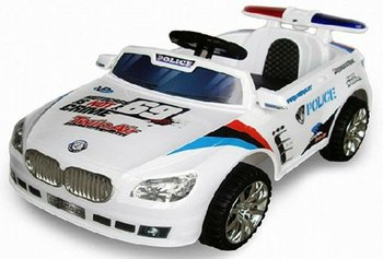 electric toy car for kids to drive bmw model police car 833