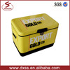 54L Multifunction beer retro metal cool chest steel cooler wine chiller