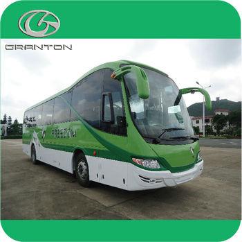 12m Import Cummins Engine Passenger Coach Bus Gtz6120 For