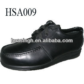 U.S brand best selling anti-slip shoelace office safety shoes