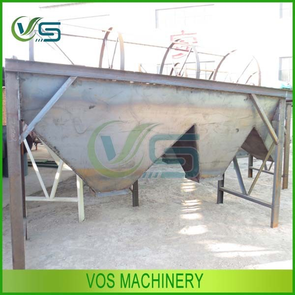 3-5 t/h capacity organic fertilizer sieving machine/drum screening machine for sale