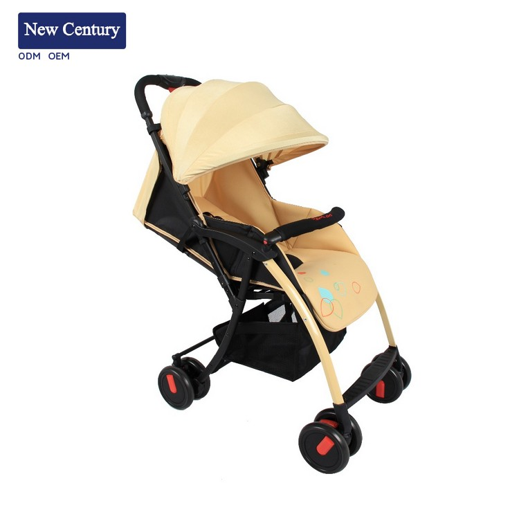 NEW CENTURY Plastic en1888 approved baby infant stroller b2b 3 wheel pushchair made in China