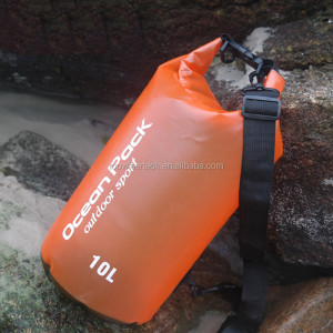 Portable 2L/5L/10L/15L/20L/30L/40L Waterproof Storage Dry Bag for Canoe Kayak Rafting Sport Outdoor Camping Travel Kit Equipment