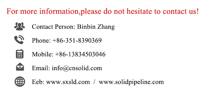 ASTM A312 TP316l/TP304l Small Diameter Stainless Steel pipes/Tubes