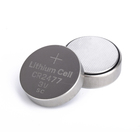 Coin cell button battery cr2477t 3v cr2477 900mah lithium battery for watch