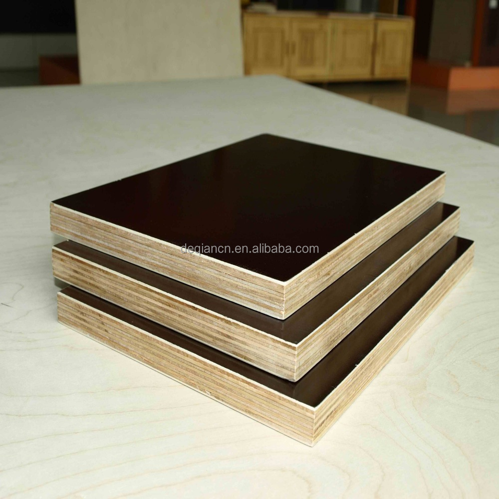 D&Q China factory direct top quality mdo construction plywood for wholesale cheap price