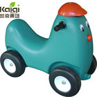 Kaiqi group Outdoor Garden Plastic Toy Pony Ride for Kids Play