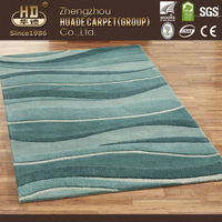 New products 2017 any size durable jacquard carpet area rugs