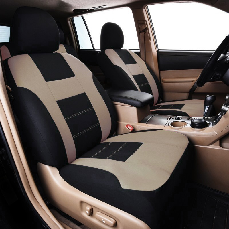 High Quality Beautiful Car Seat Covers With Low Moq