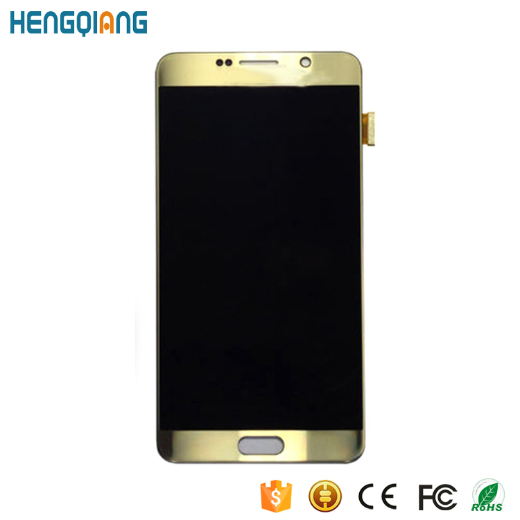 Blu Cell Phone Spare Parts For Samsung Note 5 Lcd Screen