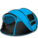 Yiwu manufacturer portable folding bed tent waterproof outdoor camping tents for family