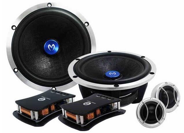 Magic Voice Car Audio Modification Digital 4 Channel Dsp Amplifier