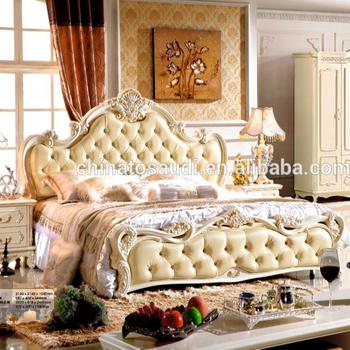 Solid wood carving antique bedroom furniture, View bedroom furniture ...