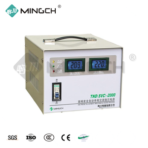 MINGCH Portable 2Kw 240Vac Voltage Regulator / Stabilizer With Good Price