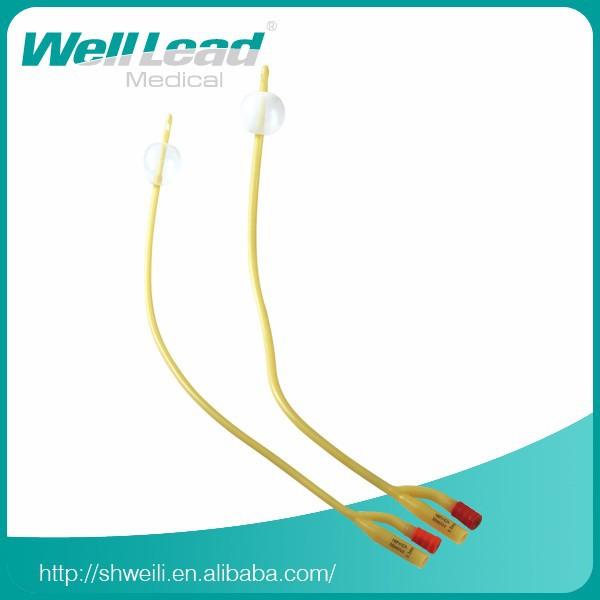 Hydrophilic Latex Foley Catheter