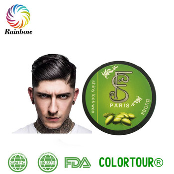 COLORTOUR Private Label Men Use Pomade Beauty Hair Wax Of Pomade