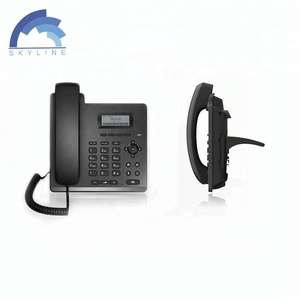 Low Price China OEM Wireless IP Phone System, 2 SIP Smart Wifi IP Phone Cheap