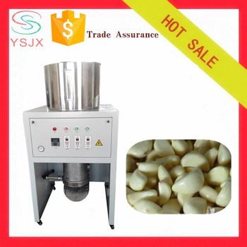 Best sale automatic small garlic peeling machine price