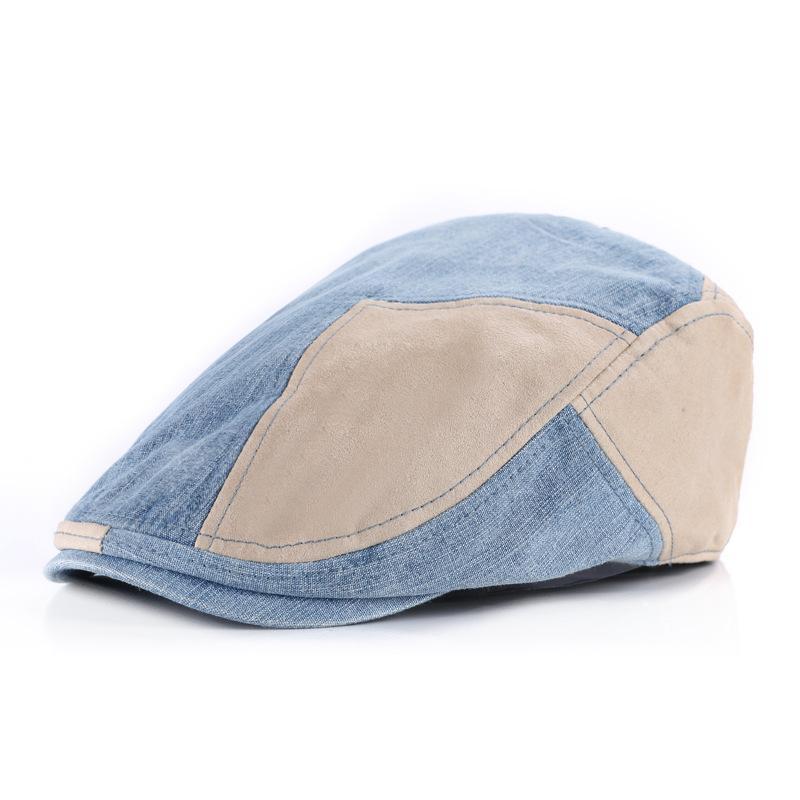 c60e1669c047d Get Quotations · new 2015 men cap hat retro vintage finishing male beret  cap spring Berets men s fashion cap
