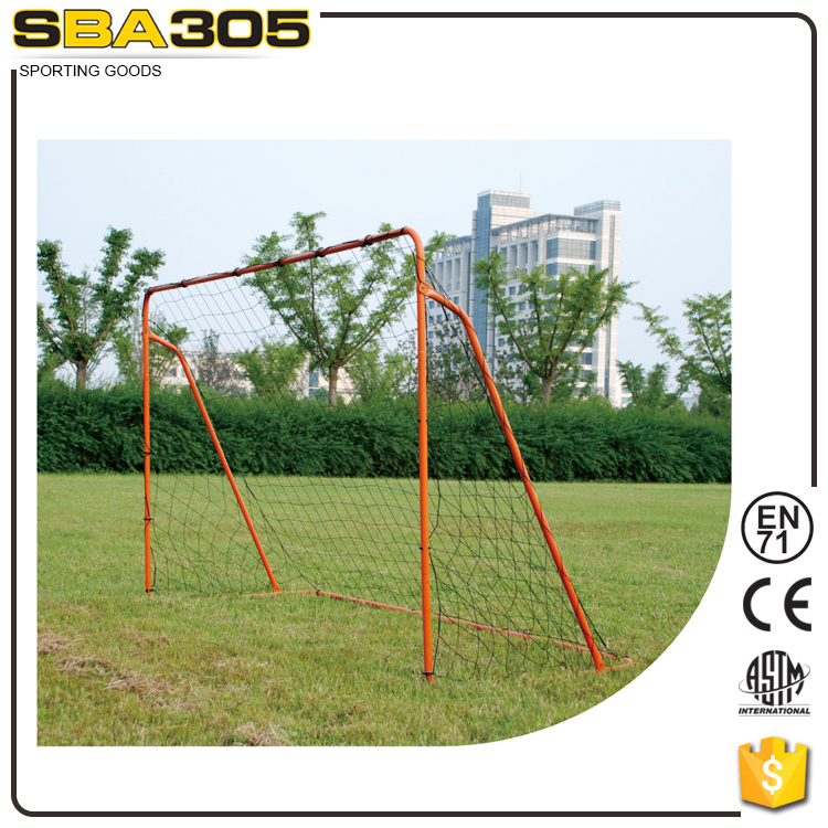 football equipment aluminium soccer goal