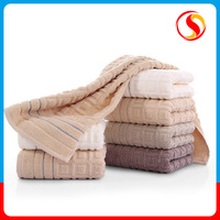 China supplier high quality super absorbency 100% cotton hand towel