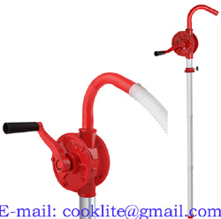 Cast Iron Rotary Hand Pump