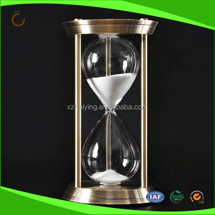 en gros grand sablier 30 minutes 20 minutes sable horloge. Black Bedroom Furniture Sets. Home Design Ideas