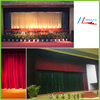 automatic velvet stage curtains for sale