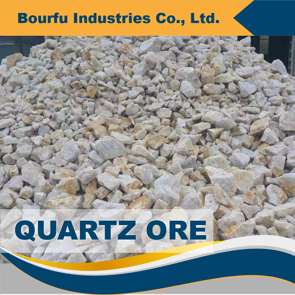 Taiwan Supplier High Content Silica Sand Mine For Quartz Ore