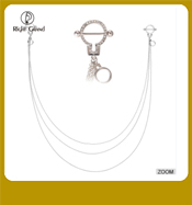 470eee87c5fa4c Wholesale Unique Nipple Shield Ring Barbells CZ Crystal Paved Heart Shaped  Nipple Piercing Jewelry