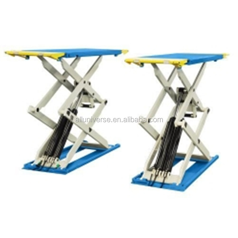 Specialty Car Lifts High Rise Scissors Lift