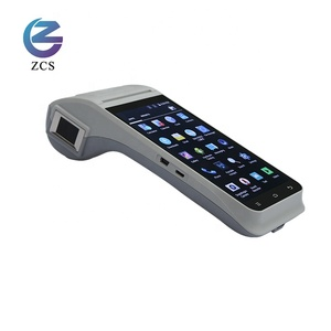 Silicon protection case for Z91 Manufacturer handheld pos with printer Mobile airtime top up Android POS system machine