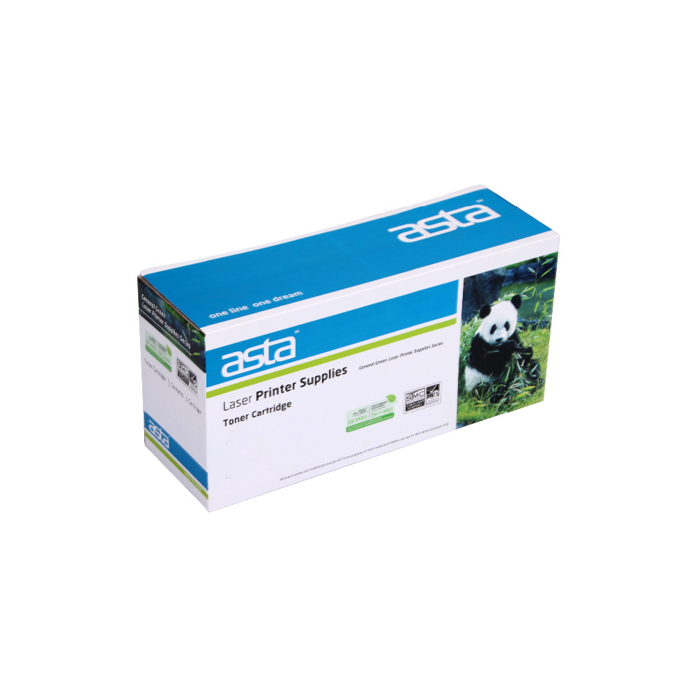 Asta Toner Cartridge FAT-412A KX-FAD412 voor Panasonic KX-MB2061 MB2030 MB2010 Printer