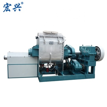 7500kg kneading extrusion underwater hot melt glue granulation production equipment