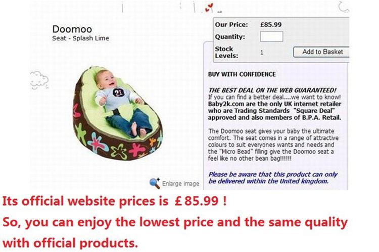 Doomoo Zitzak Lime.Levmoon Medium Pink Circl Beanbags Bean Bag Chair Kids Bed For