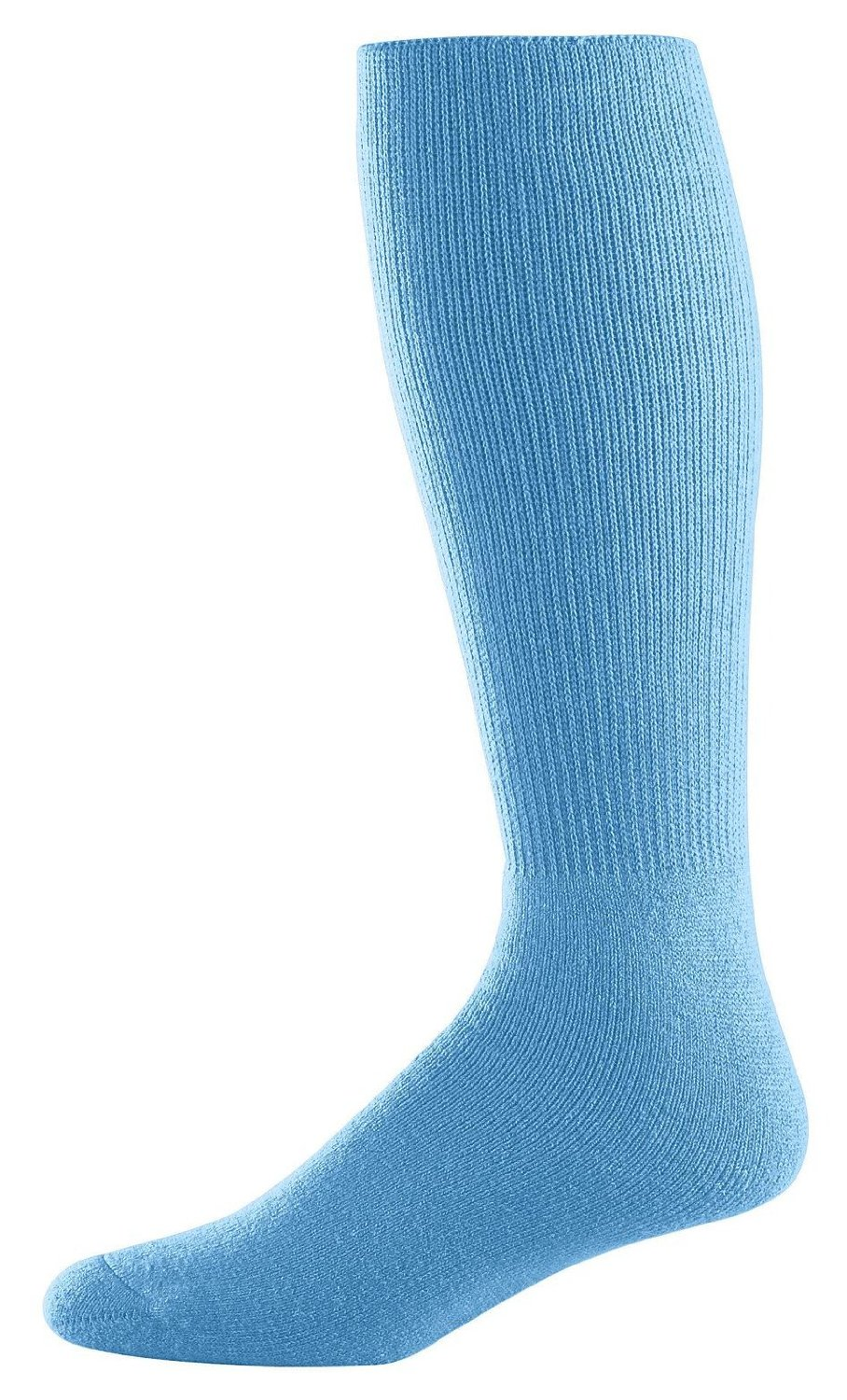Athletic Socks - Youth Size 7-9, Color: Columbia Blue, Size: 7 - 9