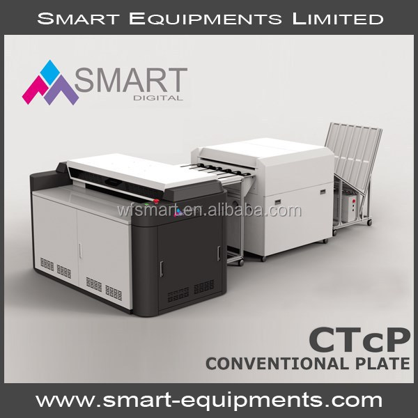 SMART-32UV computer to thermal ctp plate printing machine price