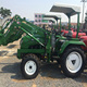 good 30hp cheap compact chinese agricultural tractor from HUAXIA