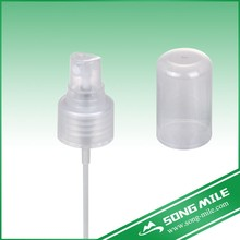 24mm and 28mm full round cover mist sprayer head