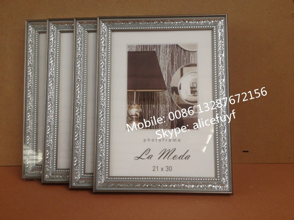 Cheap Ornate Large Size Plastic Photo Picture Frame 30x40 40x60 ...