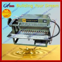 frame cooking oil cleaner machine