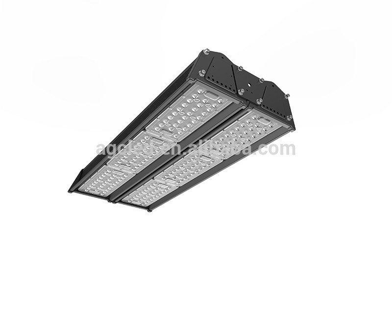 Good features high quality 180w nichia LED linear lighting fixture high bay vs low bay 200W high bay light