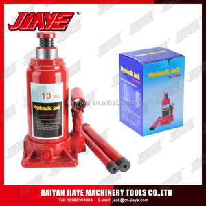 High quality and low price 10 T Car Hydraulic bottle jack