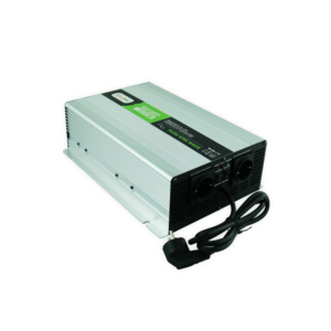 1500W dc to ac pure sine wave power inverter with battery charger