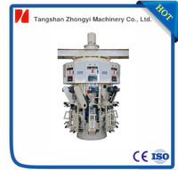 BHYW series automatic 8 and 10 heads cement packaging machine