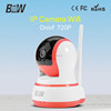New arrival smart wireless indoor surveillance wifi auto tracking ptz ip camera