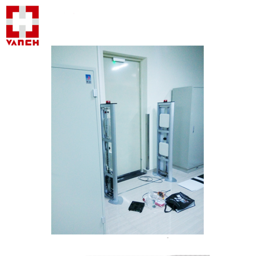 Vanch RFID UHF Gate reader 7dbi antenna and light alarm system